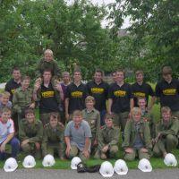 Feuerwehrjugend und Aktivgruppe Tarsdorf