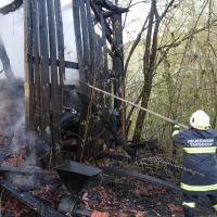 Brandeinsatz in Tarsdorf