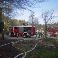 Frühjahresübung in St.Radegund (Alarmstufe 1)