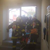 Alarmstufe III Übung RSF