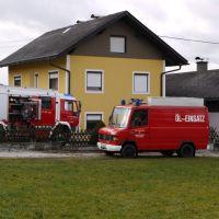 Öleinsatz in Tarsdorf