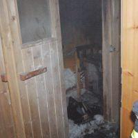 Brandeinsatz Wohnhaus