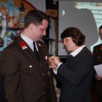 25-jährige Dienstmedaille für Häuslschmid Helmut