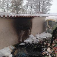 Brandeinsatz in der Silvesternacht