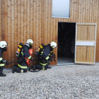 Lösch&Atemschutzübung
