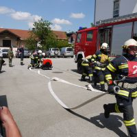 1. Abnahme Branddienstleistungsprüfung
