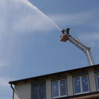 Alarmstufe 2 Übung in Hochburg