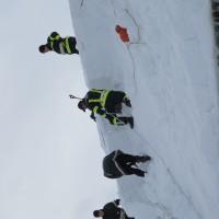 Katastrophenhilfe in Gosau