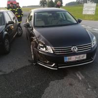 29.07.2019  - Aufräumarbeiten nach Verkehrsunfall