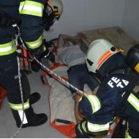 Übung Alarmstufe 3, RSF