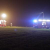 Gemeinsame Übung mit FF Geretsberg und Rotem Kreuz