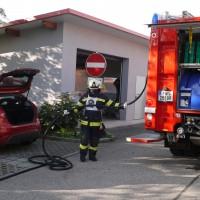 Abnahme Leistungsprüfung Branddienst