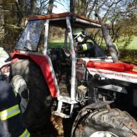 Traktorbergung