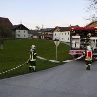 Atemschutzübung Werkstättenbrand