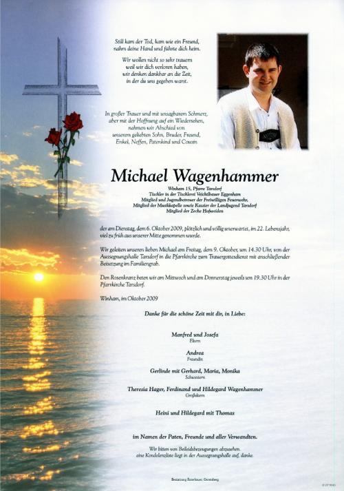 Parte Wagenhammer Michael